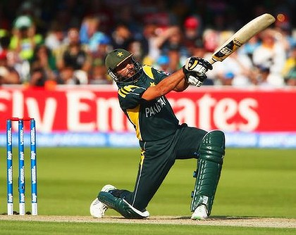 shahid afridi Top 10 Most Destructive Batsmen   [CRICKET]
