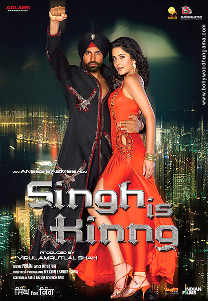 Singh is Kingg