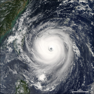 typhoons Top 10 Strongest Typhoons in the World
