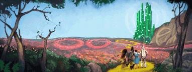 wizard of Oz Top 10 Best Google Doodles So Far