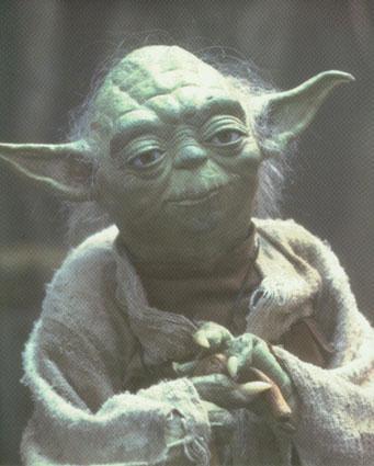 yoda 10 Most Popular CGI Characters