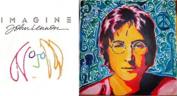 1. Imagine by John Lennon e1316116448145 Top 10 Best Songs on Peace Day