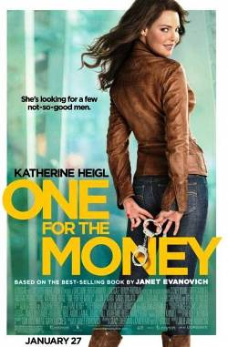 1. One for the Money Top 10 Most Anticipated Movies of 2012