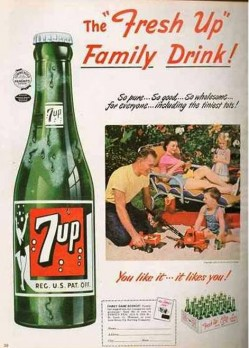 10. 7up e1315566414323 Top 10 Most Popular Soft Drinks