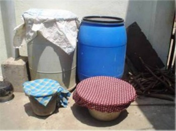 10. Cover Open Tanks e1316607618609 10 Tips on How to Prevent Getting Dengue Fever