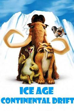 10. Ice Age Continental Drift