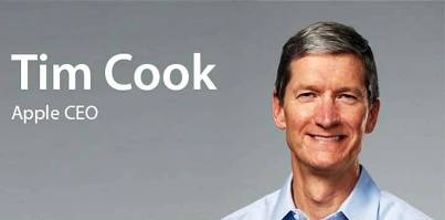 10. Vision of Tim Cook Top 10 Highlights in the Apple Event on October 4