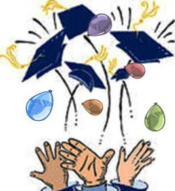 2. Catch the Water Balloon e1315607447161 10 Things To Do On a Graduation Day