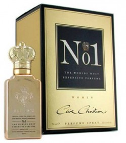 2. Clive Christian No. 1 e1315242694569 Top 10 Most Expensive Fragrances