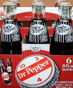 2. Dr. Pepper e1315566776914 Top 10 Most Popular Soft Drinks