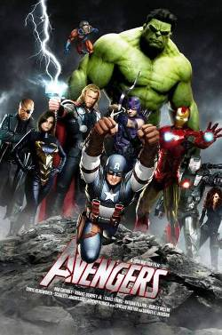 2. The Avengers Top 10 Most Anticipated Movies of 2012