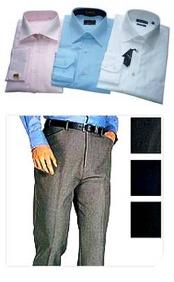 4. Fabrics should be Decent in Color and Style Top 10 Interview Dressing Tips For Men