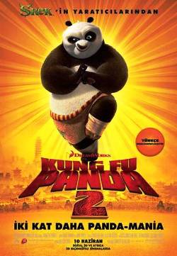 5. Kung Fu Panda 2 The Kaboom of Doom