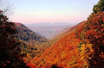5. Reach the top of a mountain or hill Top 10 Things to Do During the Fall Season