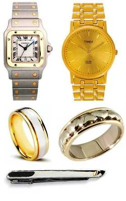 6. Jewelries should Be Limited Top 10 Interview Dressing Tips For Men