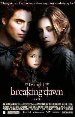 6. The Twilight Saga Breaking Dawn Part II Top 10 Most Anticipated Movies of 2012