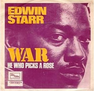 6. War by Edwin Starr1 e1316116178743 Top 10 Best Songs on Peace Day