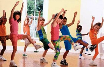 7. Observance of Physical Exercises e1317407372994 Top 10 Activities on Child's Health Day