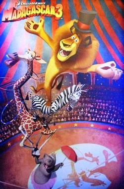8. Madagascar 3 Top 10 Most Anticipated Movies of 2012