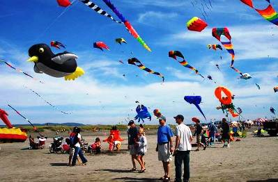 9. Fly a kite Top 10 Things to Do During the Fall Season