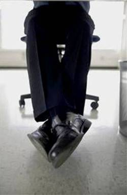 9. Shoes and Socks are standard and neat Top 10 Interview Dressing Tips For Men
