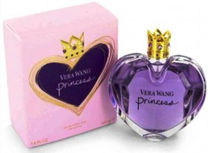 9. The Heart Shaped Vera Wang Princess Eau de Toilette e1314900234659 Top 10 Best Perfumes For Women   [Fragrances]