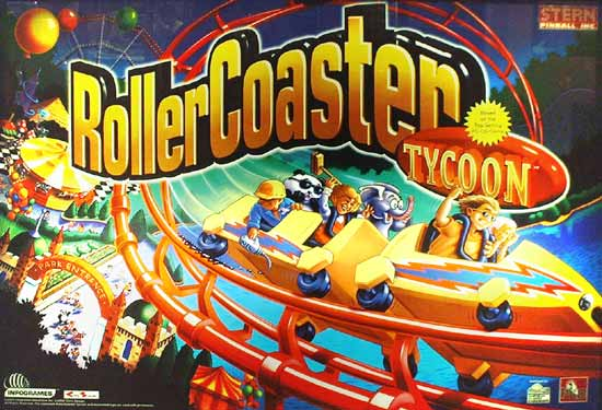 Rollercoaster Tycoon Top 10 Best Simulation Games for the PC