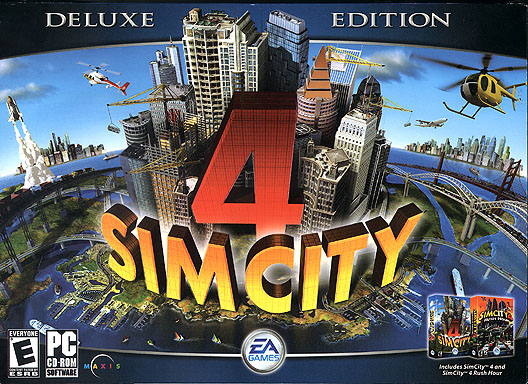 The Sim City 4 Top 10 Best Simulation Games for the PC