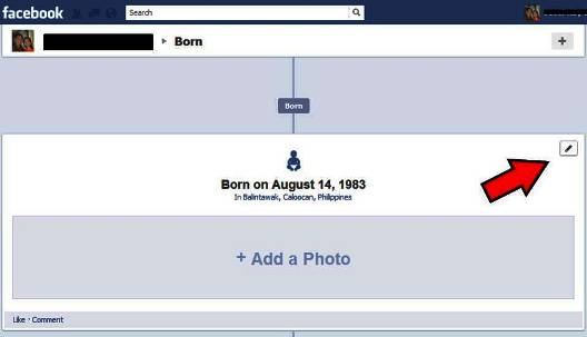 Top 10 Fill in the Blanks 10 Things That You Can Do To Your Profile With Facebook Timeline
