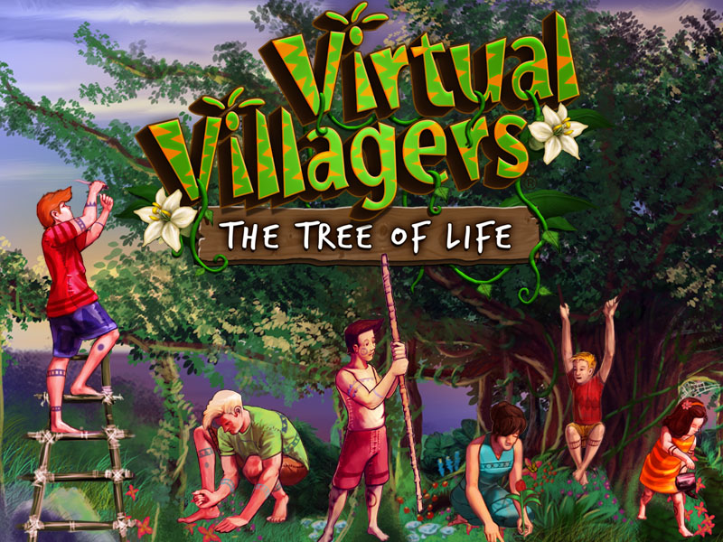 Virtual Villagers The Tree of Life Top 10 Best Simulation Games for the PC