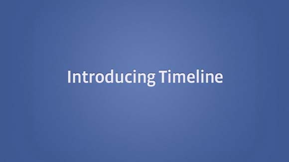 fb introducing timeline