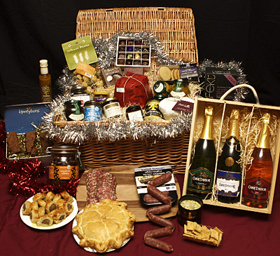 food hampers 10 Best Christmas Gifts 2011