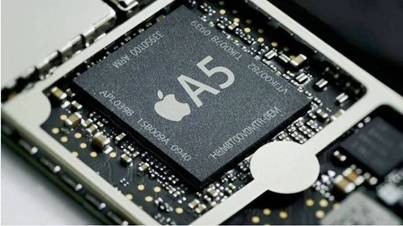 1. More Powerful Processor 10 New Features in Apple iPhone 4S