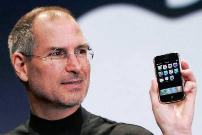 1. Steve Jobs