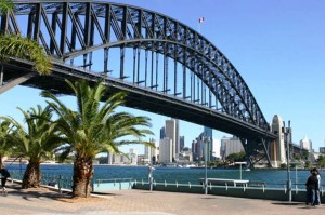 1. Sydney Harbour Bridge