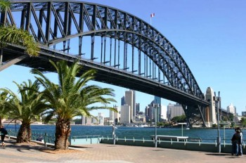 1. Sydney Harbour Bridge e1319186152564 Top 10 Best Places to Visit in Australia