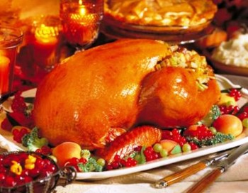 1. Turkey e1319717804913 Top 10 Thanksgiving Day Dishes