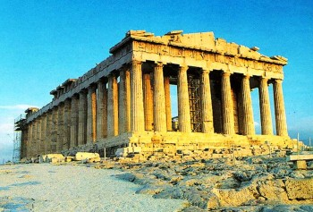 10. Acropolis of Athens