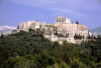 10. Athens e1320043435526 Top 10 Oldest Historical Places in the World
