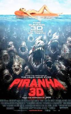 10. Piranha 3D Top 10 Horror Movies for Halloween 2011
