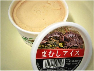 10. Pit Viper e1317664583858 10 Weirdest Ice Cream Flavors