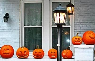 10. Pumpkin Move 10 Best Halloween Pranks For 2011