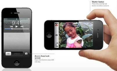 3. Camera 10 New Features Introduced in Apple iOS 5