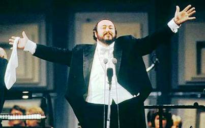 3. Luciano Pavarotti Top 10 Celebrities Who Died Of Cancer