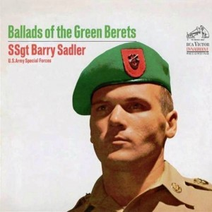 3. The Ballad of the Green Berets e1319708013360 Top 10 Best Songs on Veterans Day