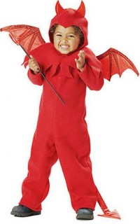 4. Devil Costume1 e1318409512895 Top 10 Halloween Costumes for Children