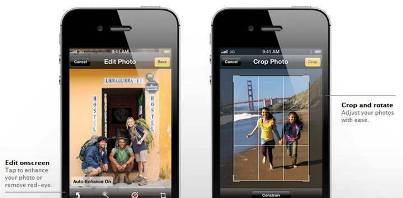 4. Photos 10 New Features Introduced in Apple iOS 5