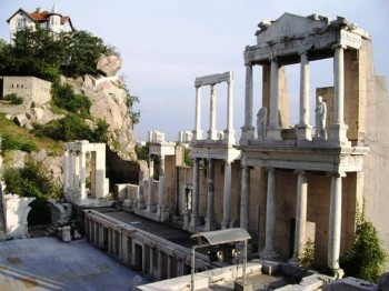 4. Plovdiv e1320043764950 Top 10 Oldest Historical Places in the World