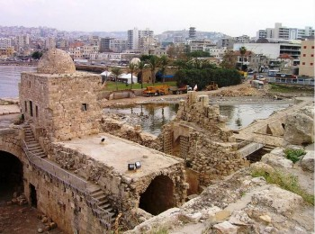 5. Sidon e1320043710331 Top 10 Oldest Historical Places in the World