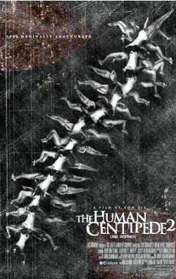 5. The Human Centipede Top 10 Horror Movies for Halloween 2011